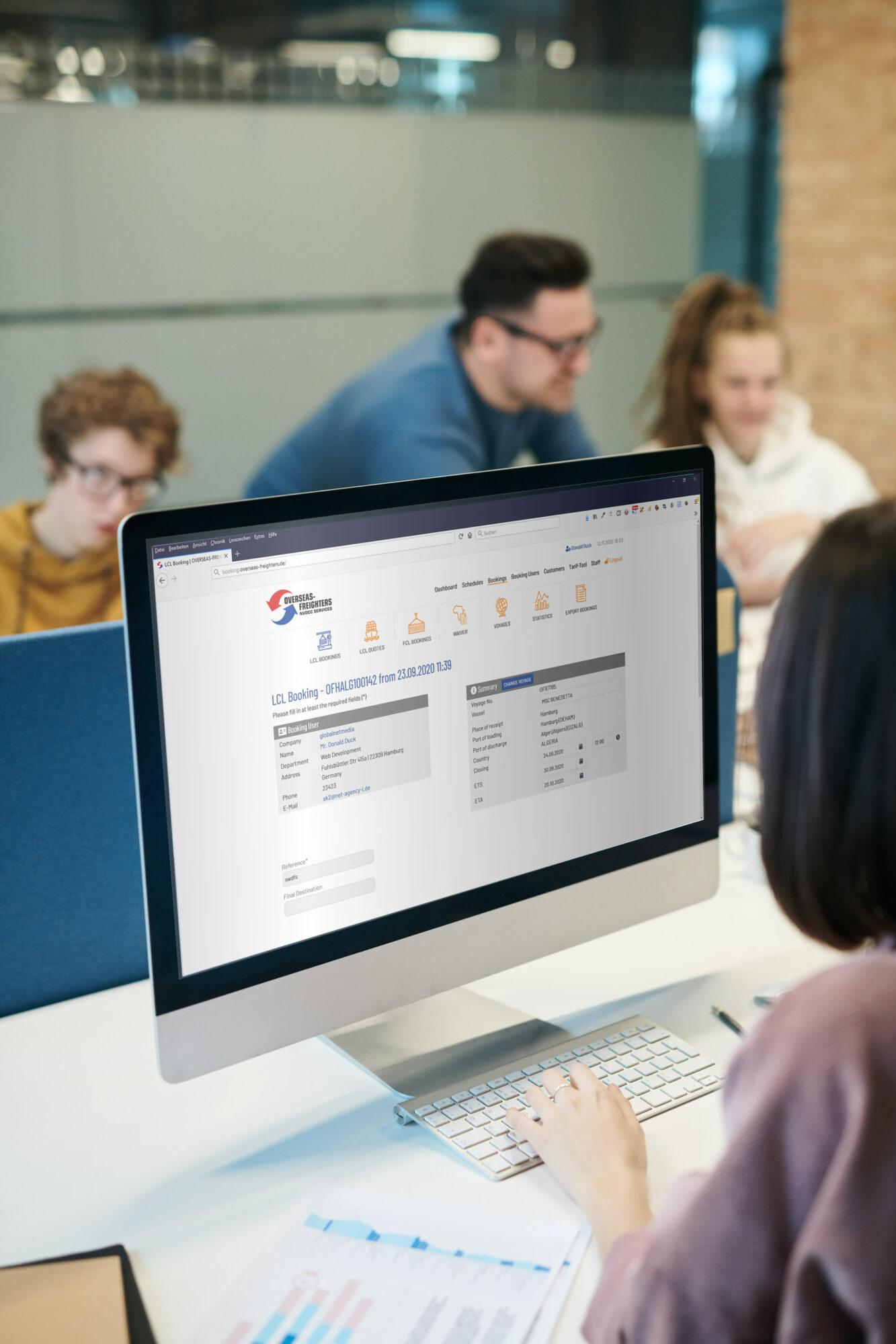 WebLösung & Software Erstellung