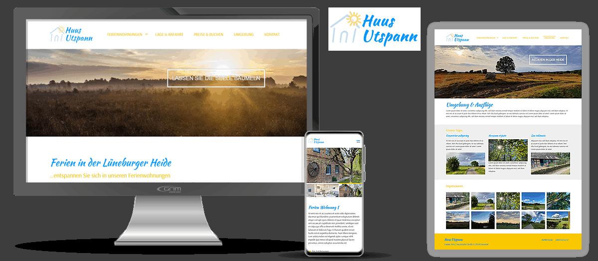 Reiseportal erstellen Hamburg