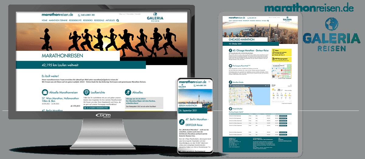 Online-Reiseportal Hamburg